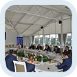 �Business breakfast� with foreign investors